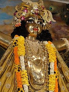 Chaitanya Mahaprabhu Bengali Hindu saint