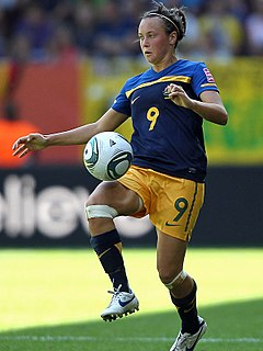 Caitlin Foord Australian association football player