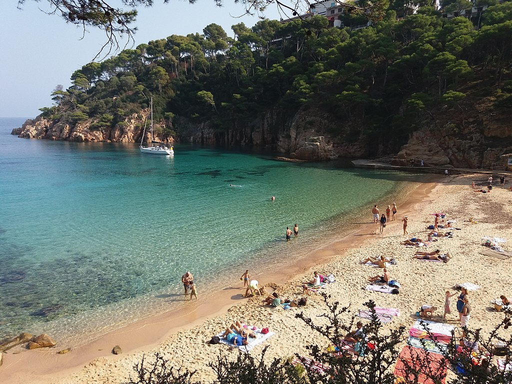 Best beaches in Costa Brava, Spain