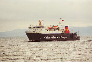MV Lord of the Isles in 2007
