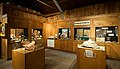 California State Mining and Mineral Museum - central gallery.jpg