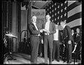 Calvin Coolidge and Charles Lindbergh LCCN2016888536.jpg