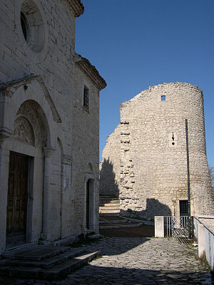 Campobasso - Church of San Bartolomeo