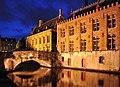 Canal - Brugge, Belgium - November 2, 2010 - panoramio (2).jpg