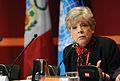 Canciller Eda Rivas resaltó importancia de garantizar políticas sociales a futuro (14127304771).jpg
