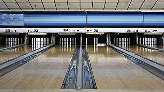 Candlepin bowling Form of bowling