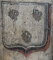 Canynges arms on the tomb of William II Canynges and Joan Burton, St Mary Redcliffe, Bristol, UK - 20101015.jpg