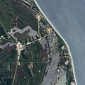 Cape Canaveral launch pad 39A and neighboring pad 39B.jpg