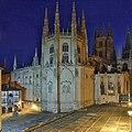 Capilla de los Condestables (Catedral de Burgos). Exterior.jpg