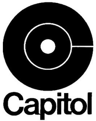 Capitol Records - Capitol logo from 1969 to 1978. Revived in 2017.