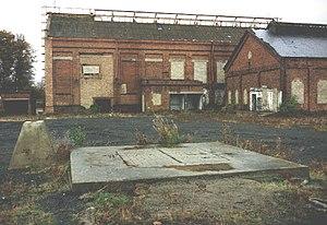 Kent Coalfield - Snowdown Colliery, August 1992