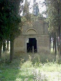 Cappella di Santa Maria alla Trappola Grosseto
