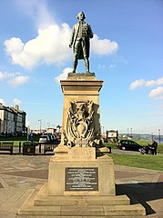 Statue of Captain Cook