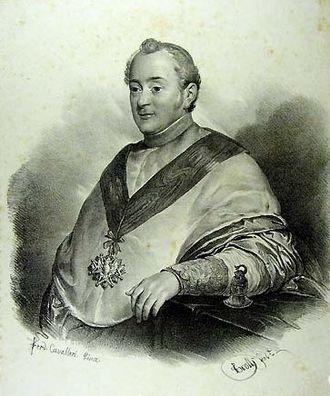 Tommaso Bernetti - Image: Cardinale Tommaso Bernetti