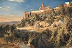Carl Blechen - View of Assisi - WGA2258.jpg
