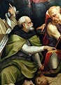 Carlo portelli, disputa sull'immacolata concezione, 1555 (fi, s. croce) 07.jpg