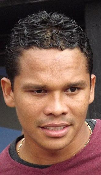 Carlos Bacca - Bacca in 2012