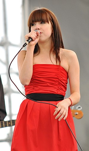 "Whistle (Flo Rida song) - The smash global hit ""Call Me Maybe"" by Carly Rae Jepsen had its reign of nine consecutive weeks at the top of the Billboard Hot 100 ended by ""Whistle""."
