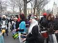 Carnaval des Femmes 2015 - P1360707 - Place du Châtelet (Paris).JPG