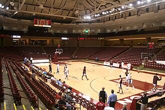 TD Arena - Image: Carolina First Arena