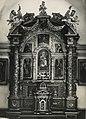 Carpaccio - Madonna con Bambino, un angelo e san Giovannino, San Gervasio, San Protasio, Dio Padre che regge una corona e angeli, Chiesa dei SS. Severo e Brigida.jpg