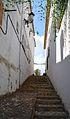 Carrer amb escales a Algar de Palància.JPG