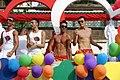 Carro Arcigay MI - Gay Pride nazionale di Roma 16-6-2007 - Foto Giovanni Dall'Orto 5.jpg