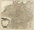 Carte de l'Empire d'Allemagne divisé en ses dix cercles (Vaugondy, 1756).jpg