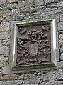 Carving On Old Dalquarran Castle - geograph.org.uk - 424773.jpg