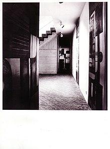 Opere di Nerone Ceccarelli e Gianni Patuzzi (NP2) in Casa Saier