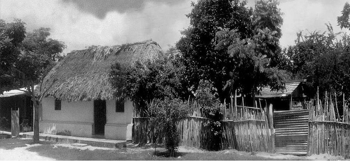 Bahareque - Wikipedia, la enciclopedia libre