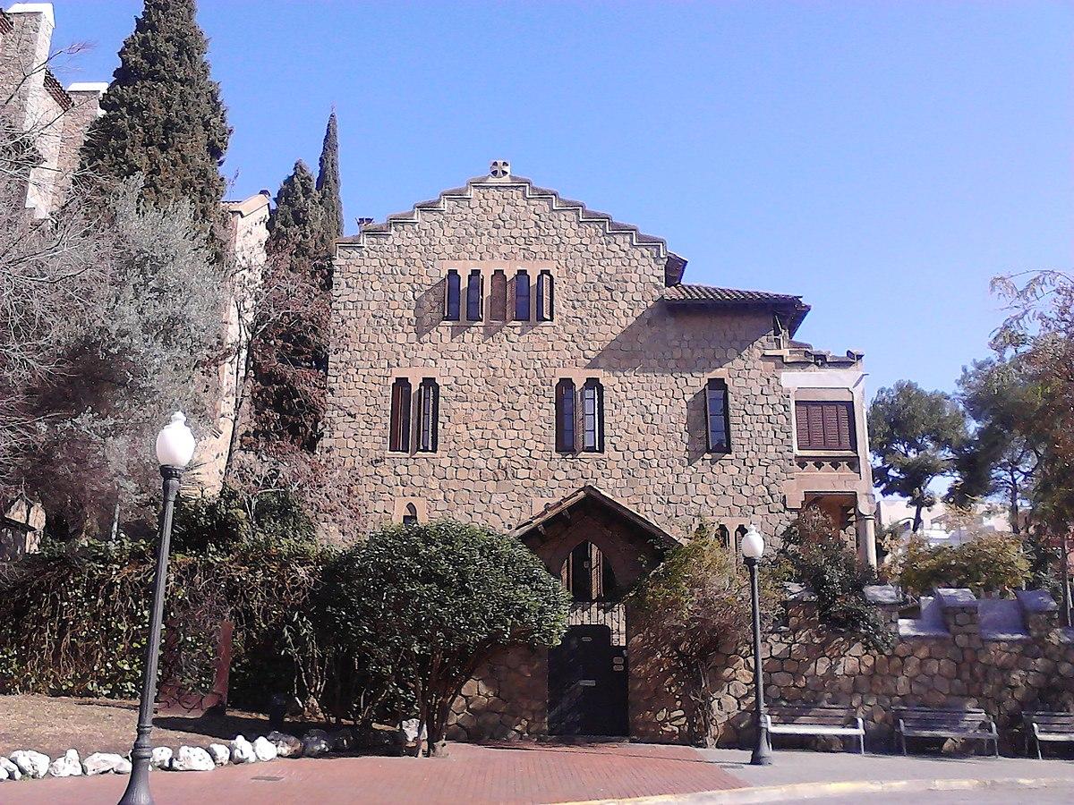 Casa rectoral santa coloma de gramenet viquip dia l - Casas en santa coloma de gramenet ...