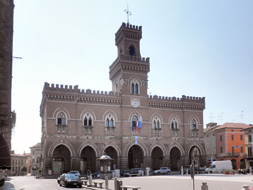 Casalmaggiore municipio