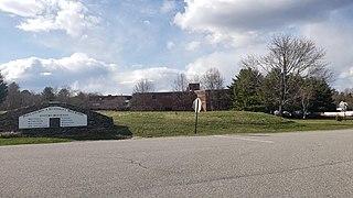Casco Bay High School school in Portland, Cumberland, Maine, United States