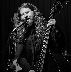 Casey Abrams - Casey Abrams performing in 2016