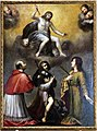 Castelfiorentino, Santi Lorenzo e Leonardo, interno, dipinto 01.jpg