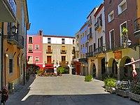 Castelló d'Empúries, plaça dels Homes - panoramio.jpg