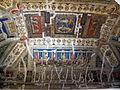 Castello estense di ferrara, int., saletta dei giochi, affreschi di bastianino e ludovico settevecchi (post 1570) 04.JPG