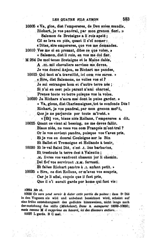 Il est très difficile de dater les chansons sur feuilles volantes parues chez Lédan I et II.