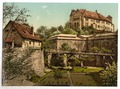 Castle, (west side), Nuremberg, Bavaria, Germany-LCCN2002696166.tif