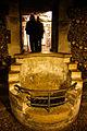 Catacombs of Paris, 16 August 2013 010.jpg