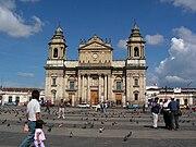 Catedral Metropolitana, Guatemala City