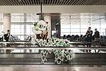Cathay Pacific inaugural flight to Hong Kong (27153086868).jpg