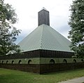 Cathedral of the Immaculate Conception Burlington Vermont rear view.jpg