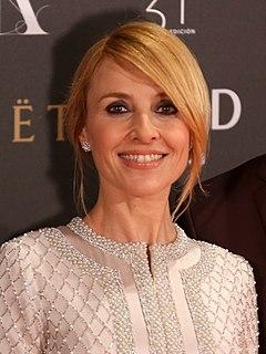 Cayetana Guillén Cuervo Spanish actress