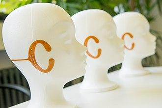 Ear-EEG - Demonstration of multiple cEEGrids on dummy heads