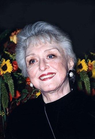 Celeste Holm - Holm in 1999