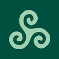 Celtism SYMBOL bluish green.png