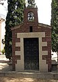 Cementiri de Terrassa, panteó capella Família Roig (II).jpg