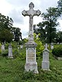 Cemetery cross (1926), 2020 Jászapáti.jpg